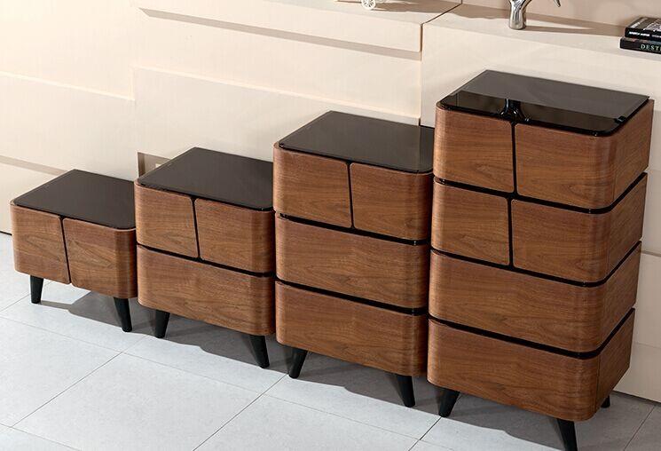 Design Kast Woonkamer : Dressoir agnes eiken 150 cm actie. kast moderne woonkamer project
