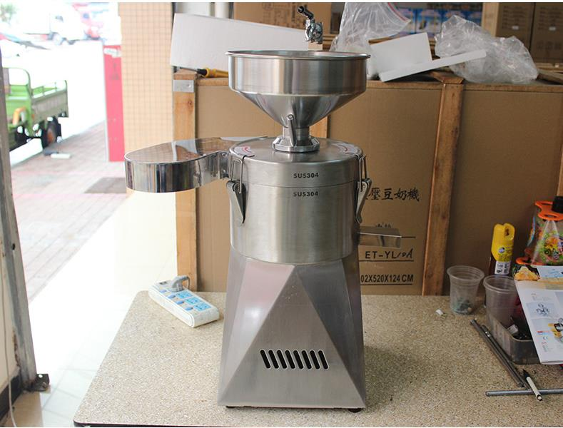 High Quality Commercial Soy Bean Milk  Grinder Pulp Separator Soybean Grinding Machine