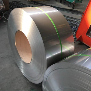 Standard Grade 304l 304n Stainless Steel Coil Circle for Elevator