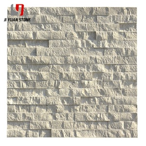 Good Price Sandstone Wall Cladding Stone Thin Veneer Sheet For Decoration