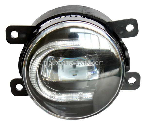 Brand New 2016 Fog Lamp Lights Kit with LED Daytime Running Light DRL