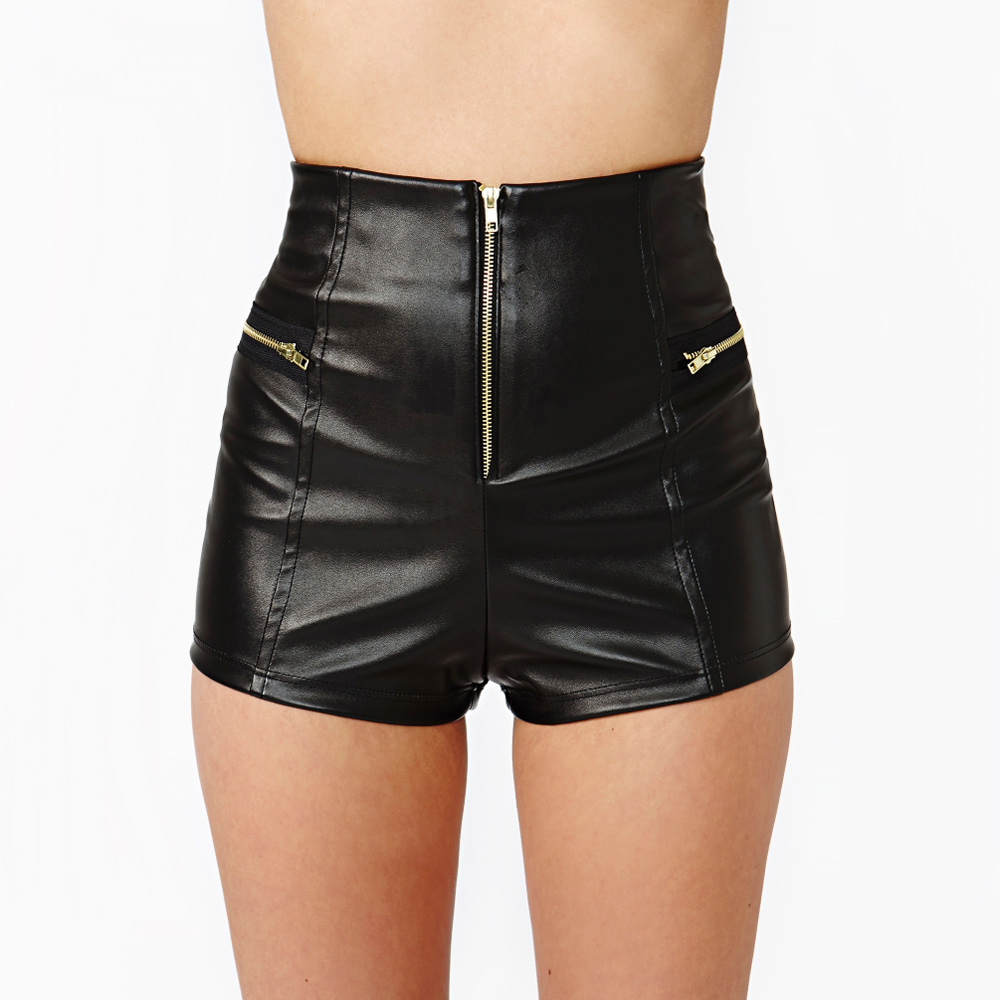 Cheap Black High Waisted Shorts With Buttons, find Black High ...