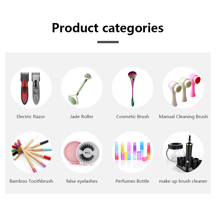 J105 Hot Style Superior Colorful Makeup Tool Cosmetic Empty Custom Lip Gloss Mascara Portable Mini Plastic Bottle