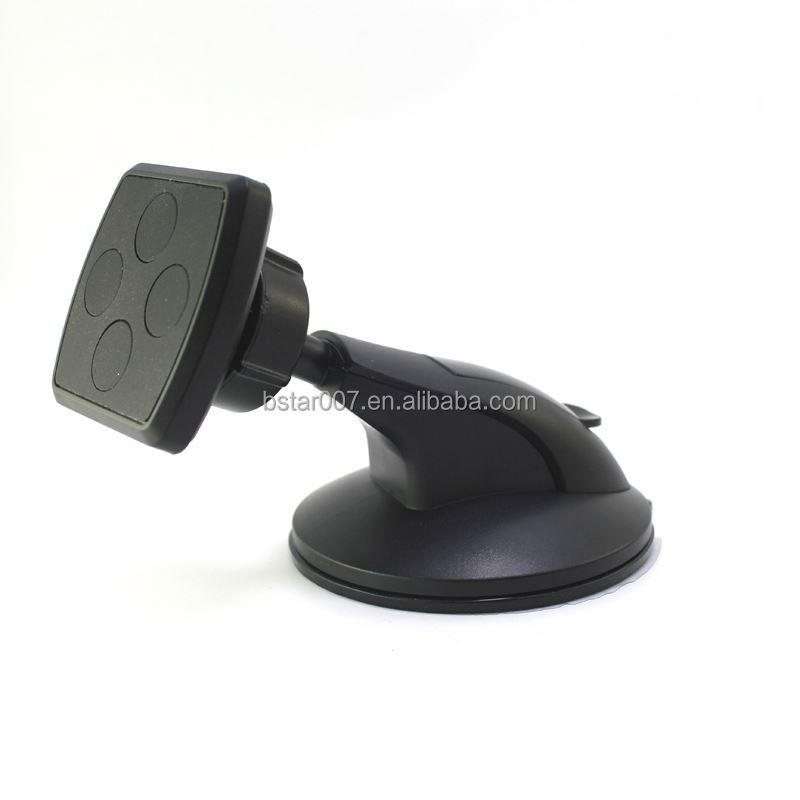 Car Magnetic Smartphone Holder magnetic sticky tablet pc stand/car tablet mount/windshield car holder