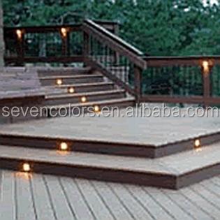 outdoor led deck lights. outdoor square led deck light kit 12 volt stair led lights