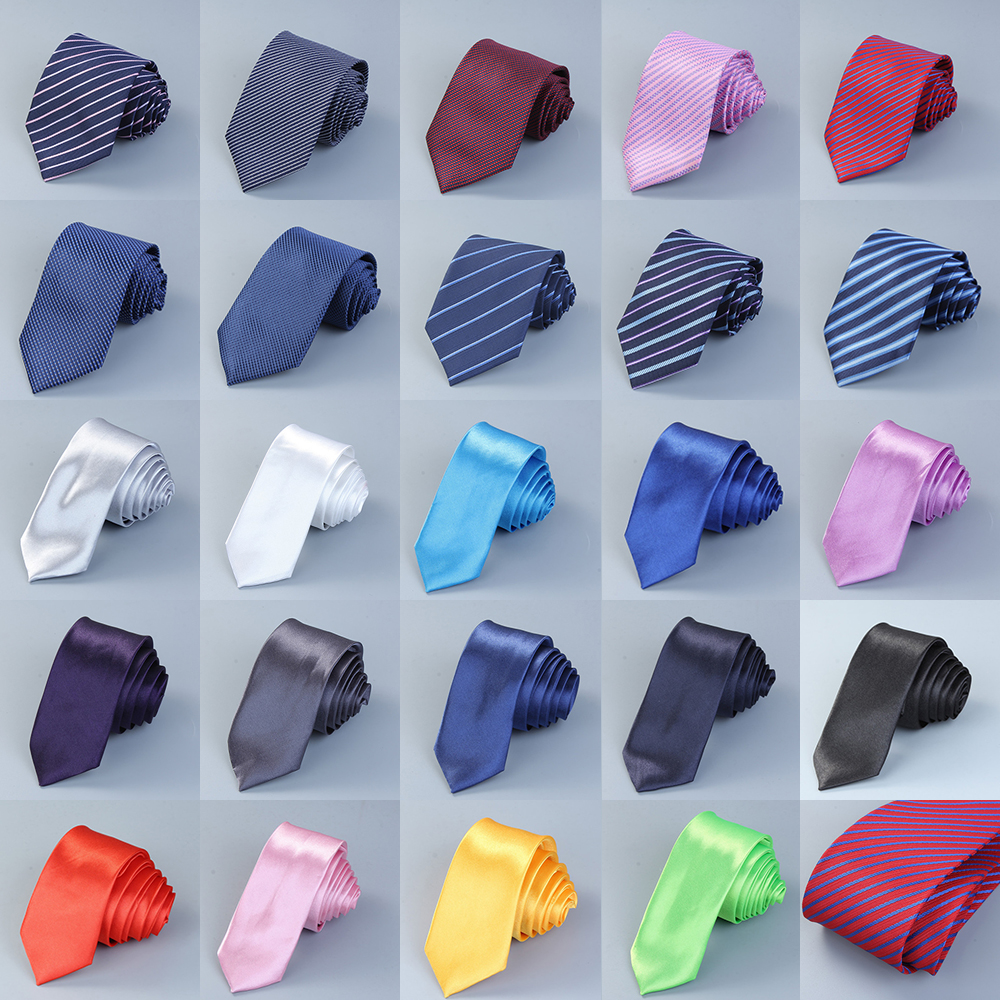 China Wholesale Man Tie Stripe Terylene Necktie