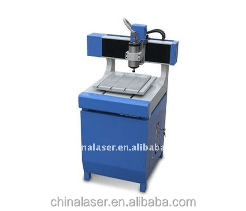 object galvanized mini wood CNC router WK2030
