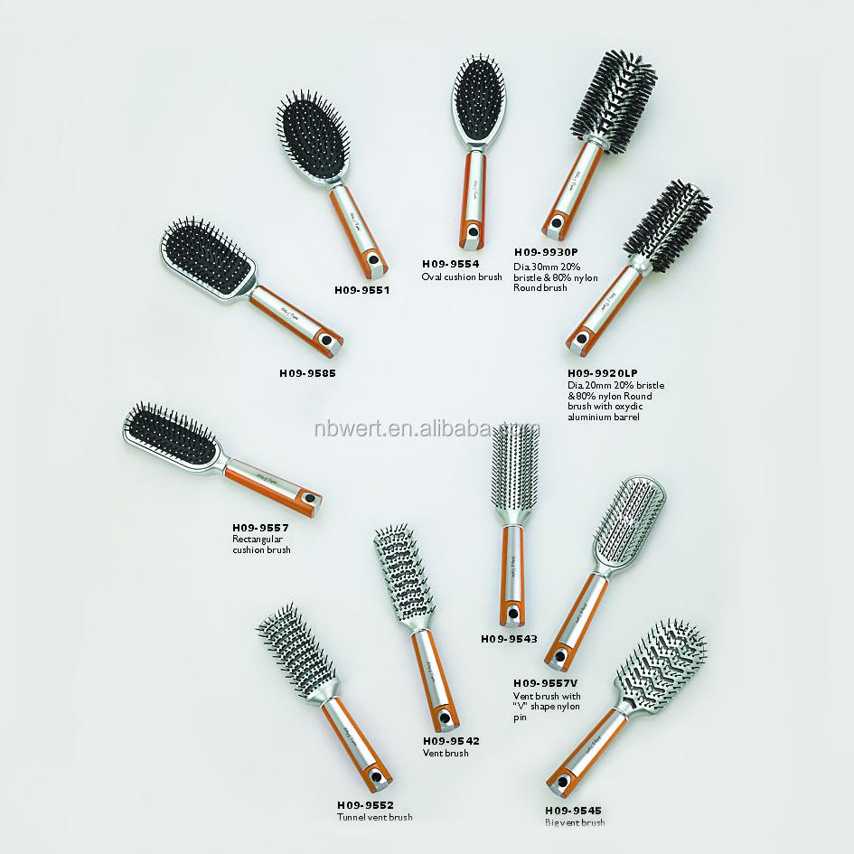 plastic haarborstel