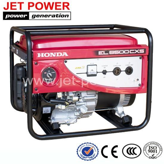 Honda generadores electricos 3500 vatios alimentado por - Generadores de gasolina ...