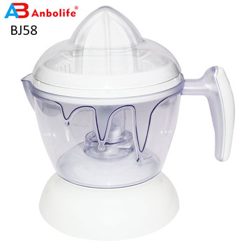 Electric 25W Stainless Steel Citrus Juicer Squeezer with Anti-drip For Fresh Orange Lemon Citrus Juicer