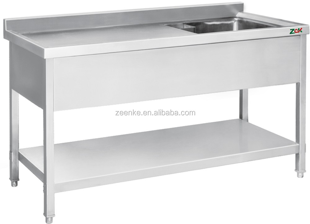 used commercial kitchen sinks stainless steel restaurant used stainless steel kitchen sink 9558