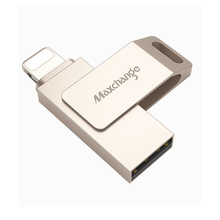 Maxchange USB Flash Drive OTG USB 2.0 32GB 64GB Capacity Expansion USB Memory Stick Pendrive U Disk For iPhone Android PC