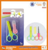 Cute logo child Baby Nail Scissor Twin Pack