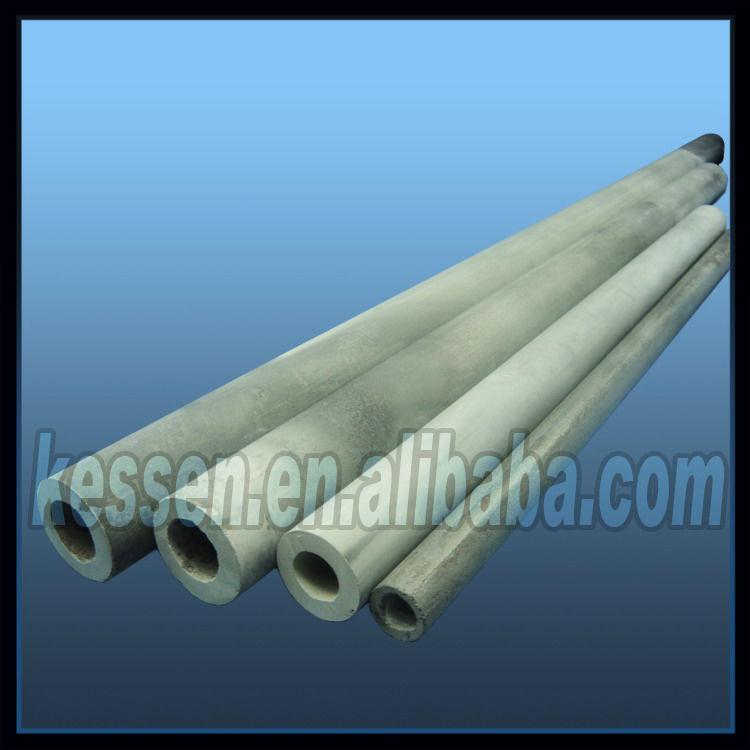 High purity 99% ceramic anticorrosion silicon carbide pipe