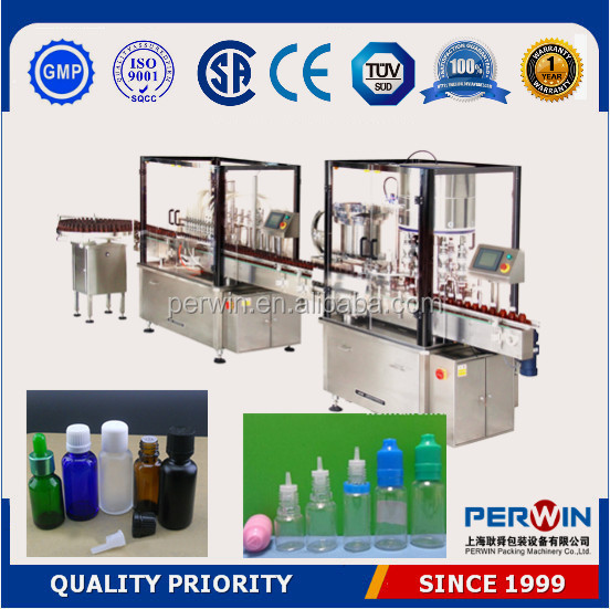 Oral solution, syrup filling and capping sealing machine,0086-18516347828
