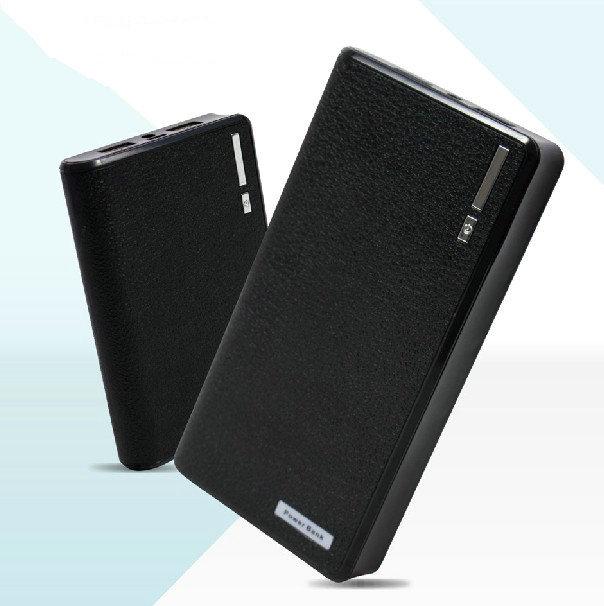 6 x 18650 из светодиодов USB 5 В 1A / 2A зарядки комплект DIY сотовый коробки зарядного устройства резервного копирования оболочка для мобильного телефона