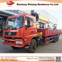 china used light truck crane small crane with the best product