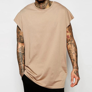custom oversized t shirt mans blank t shirt OEM supplier t shirt