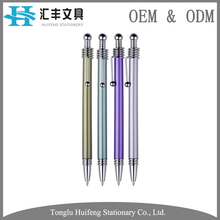 HF7312 new design luxury gifts high quality metal ballpoint digital pen