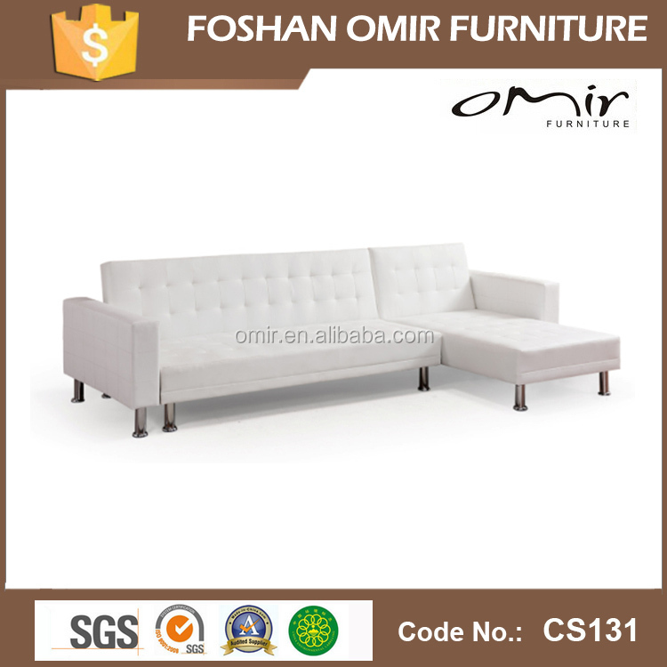 CS-131 leather sofas and home furniture corner leather sofa