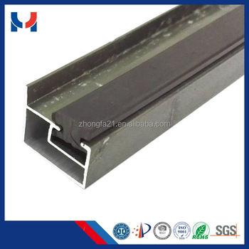 Flexible Shower Door Magnetic Seal Strip For Glass Shower