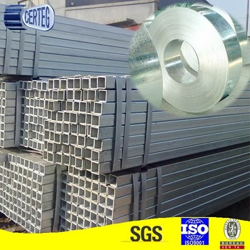 earthing strip galvanized galvanized rectangular hollow section steel pipe 30x50 equal external diameter galvanized steel tube