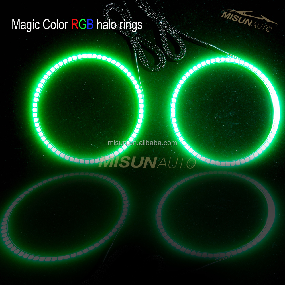160mm Led Ring Halo Sk6812 5050 Rgb Led Halo Rings (arduino / Ws2812b /  Neopixel Compatible) - Buy Rgb Led Halo Rings,Sk6812 Rgb Led Halo Ring,12v  Rgb