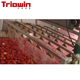 Canned tomato ketchup production line processing machine