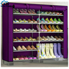 Double 7 shoe rack