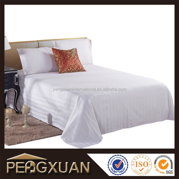 bulk sale 240 thread count 100 cotton white four seasons bed sheets