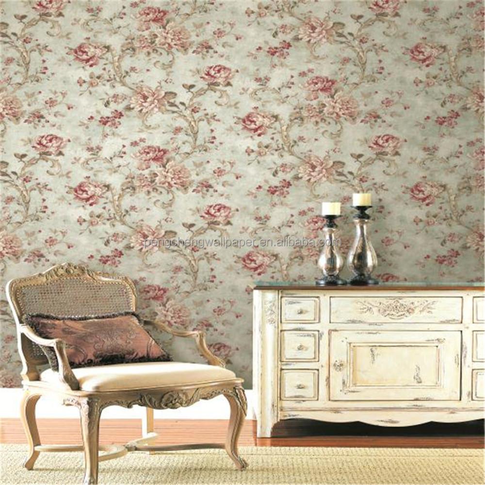 Rojo Rosa Flores Fondos De Pantalla Para El Dormitorio