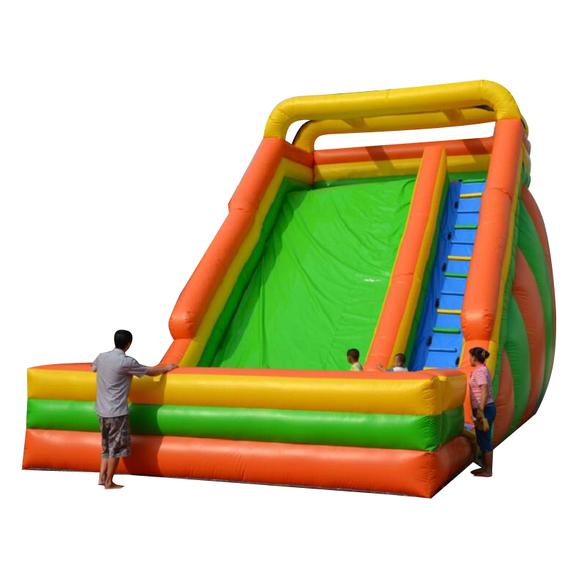 High efficiency dinosaur inflatable slide with competitive price