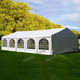 5*10m big white wedding party tent garden canopy, christmas large cheap party event tent for sale