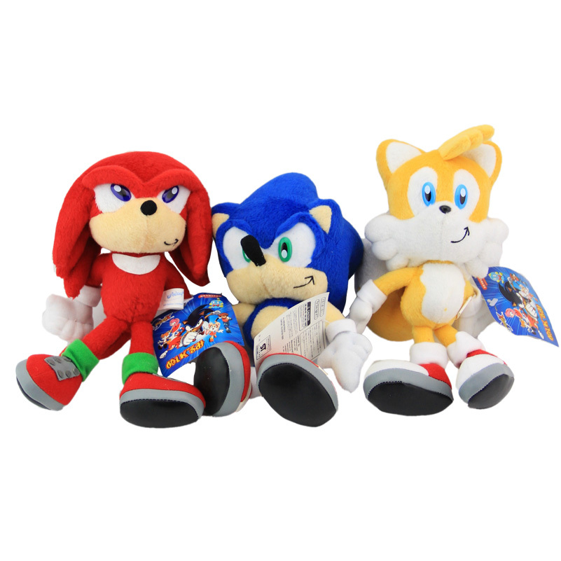 Buy New Arrival Sonic Boom Plush 22cm Super Sonic Plush Toys Cartoon Tv Sonic The Hedgehog Plush In Cheap Price On Alibaba Com