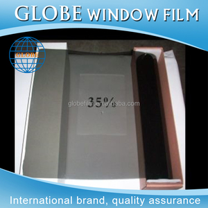 Sri lanka market blue color 2ply anti-scratch VLT 35% car window tints uv cooling paper