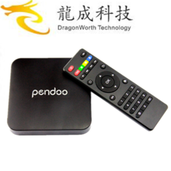 mini pc TII Z8350 4G 32G with win 10 full hd 4k android tv box