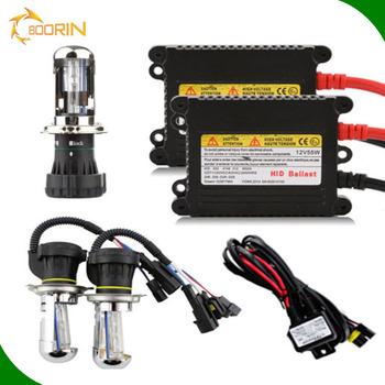 35w 55w 75w 100 Watt Xenon Super Vision Hid Conversion Kit H1H3H4