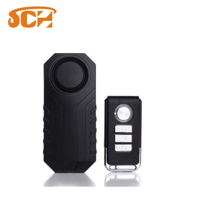 Motorcycle /Car anti-theft alarm system/ safeguard bicycle remote control sarter alarm system