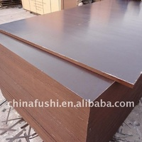 4 Feet x 8 Feet x18mm melamine glue brown film faced plywood price