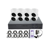 2019 Complete CCTV Set 8 Channel AHD dvr Kit CCTV Security Recording System Kit 8ch H.264 with 1TB HDD