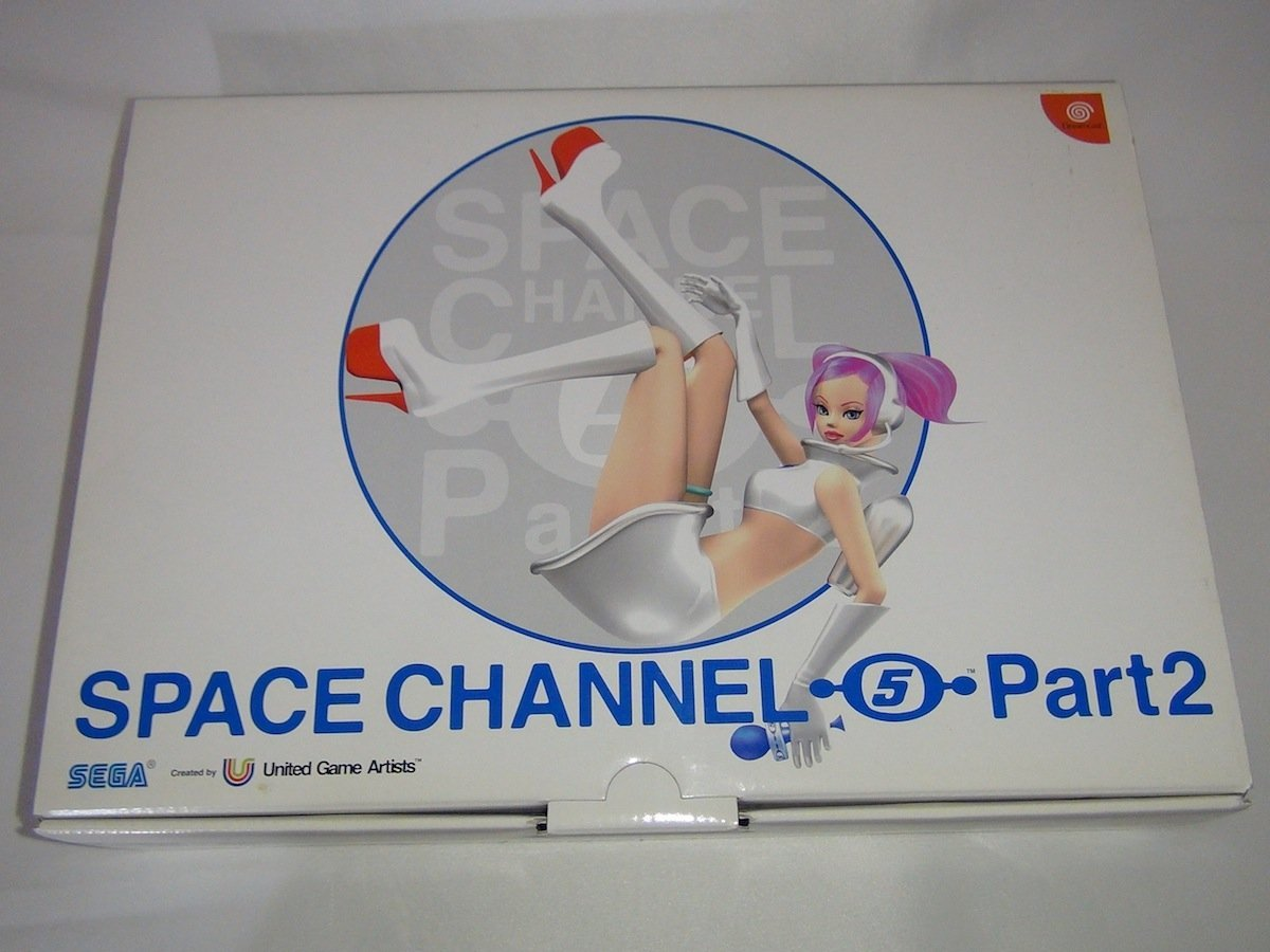 Space Channel 5 Part 2 Special Package [Limited Edition] [Japan Import]