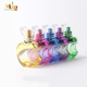 20ml apple shaped recycled spray glass perfume bottles