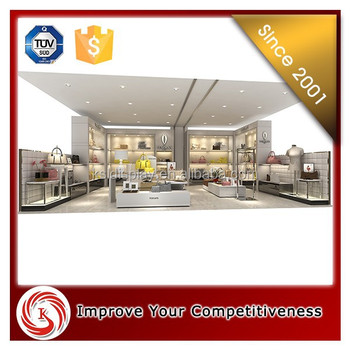 Modern Interior Ladies Garment Clothes Shop Design Men Clothing Furniture For