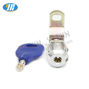 High security zinc alloy electronic micro switch lock with key arcade gaming machine score cabinet