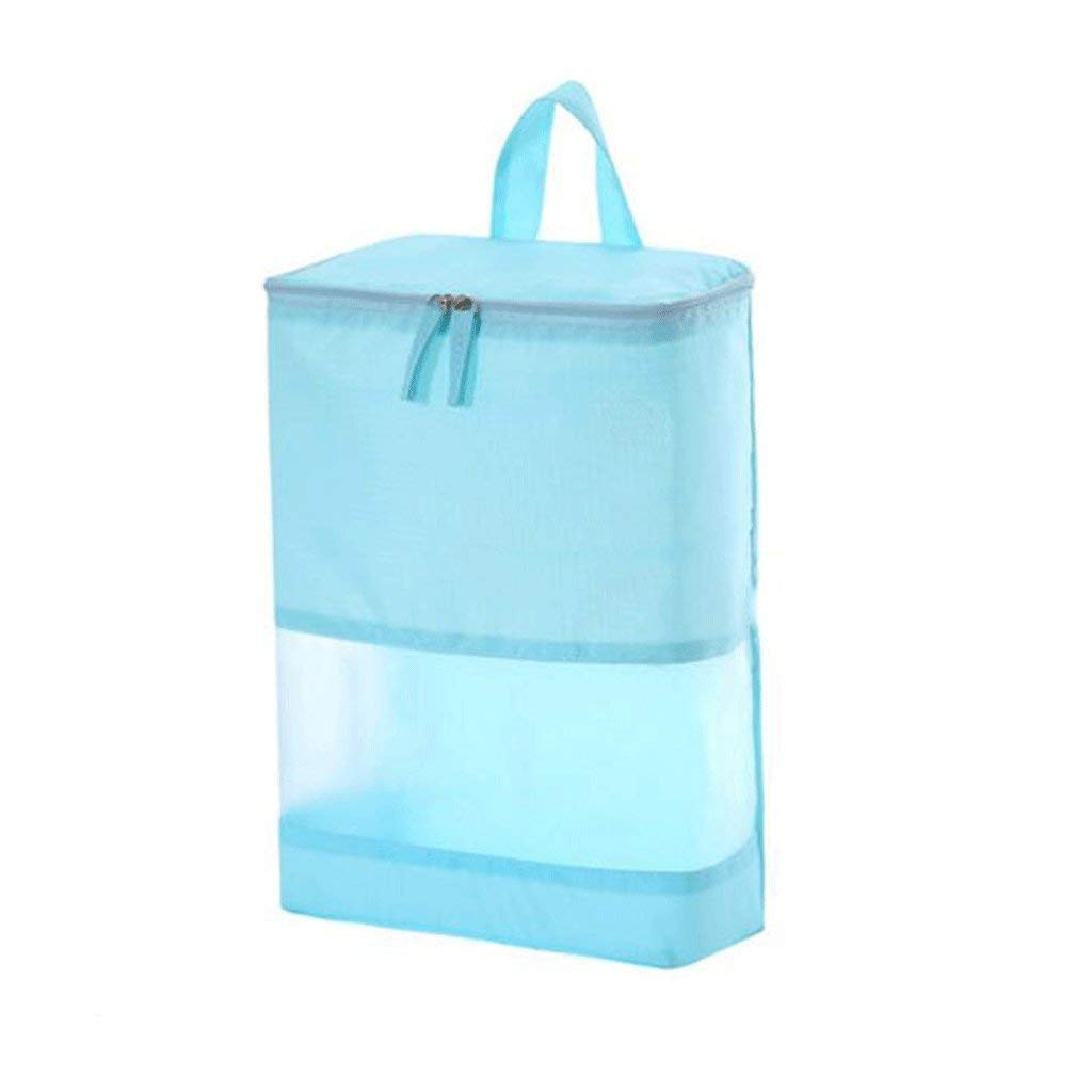 OUNONA 3Pcs Travel Shoe Bag Portable Dustproof Waterproof Bag Shoe Organizer Case Holder
