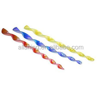 Wholesale Bird Scare Wind Twister Rod Fluorescent Color   Keep Birds Away  From Your Home