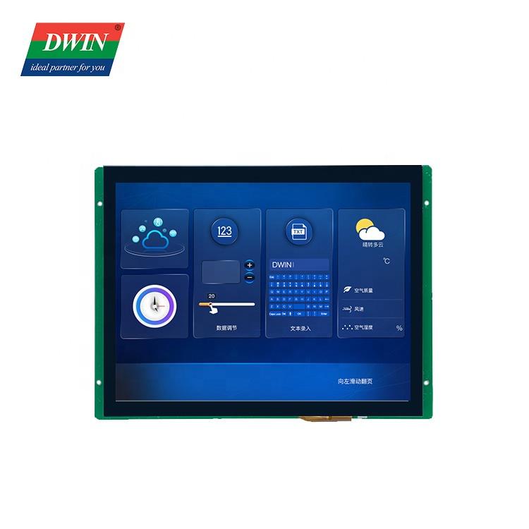"Grade 10.4/"" inch LCD Screen for Industrial Equipment CLAA104XA01CW Original A"