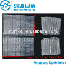 dongguan manufacturer sell air bubble cushioning packing bag for toner cartridge