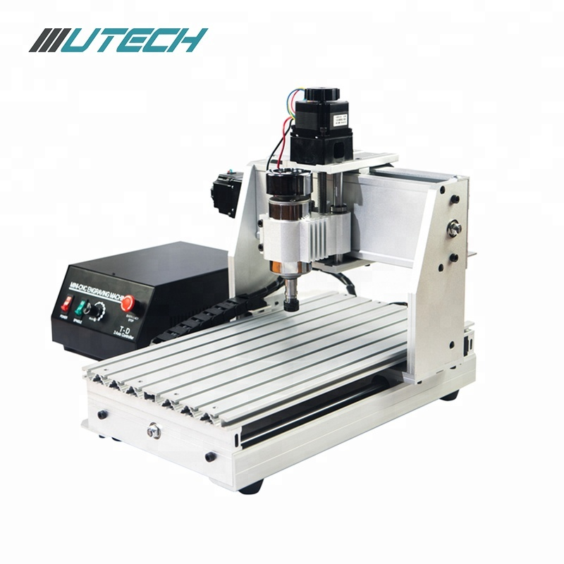 Mini cnc cutting machine 6040 mach3 USB 라우터 cnc