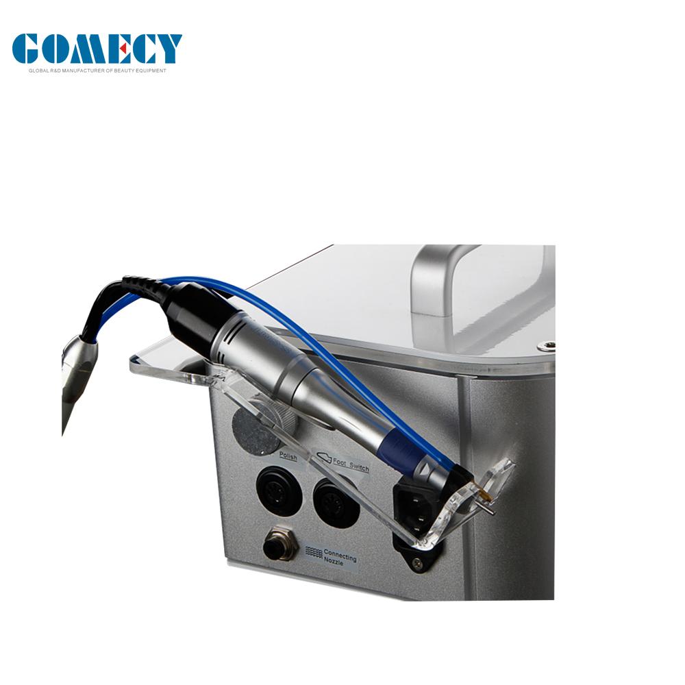 GOMECY Nail Shape Electric Nail Drill Polish Machine Nail Drill Manicure Pedicure Filer